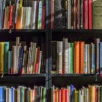 Campanha de doação de livros de artes
